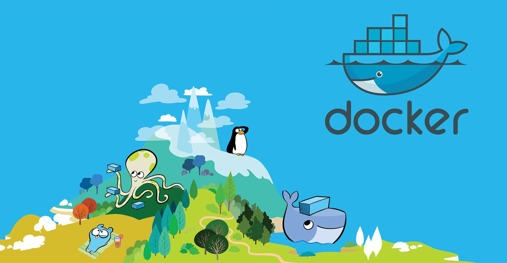 2016-11-15: Docker Day Helsinki