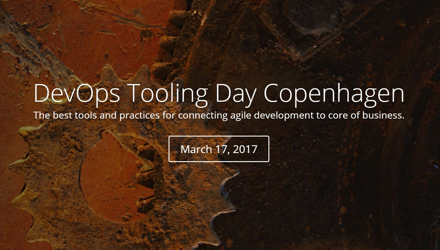 2017-03-17: DevOps Tooling Day Copenhagen