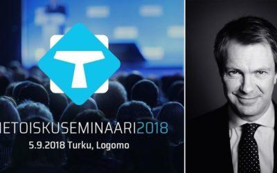 Tietoiskuseminaari 5.9.2018 / Turku