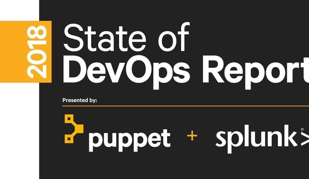 State of DevOps Report 2018 now available