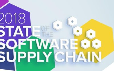 State of the Software Supply Chain Report 2018