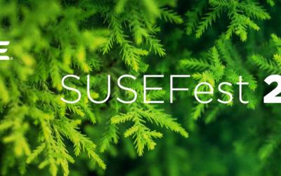 SUSEFest 2018, 22.11. @ Helsinki