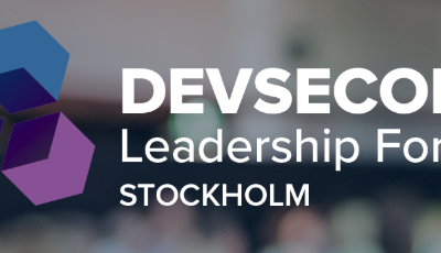DevSecOps Leadership Forum Stockholm – March 21, 2019