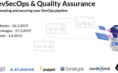 DevSecOps & Quality Assurance Breakfast Seminars – Helsinki, Stockholm & Copenhagen
