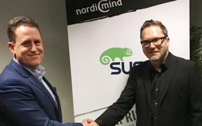 Nordicmind palvelee SUSEn asiakaskuntaa