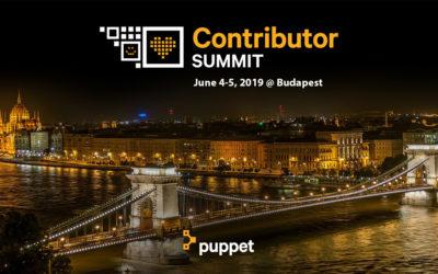Puppet Contributor Summit, June 4-5 @ Budapest