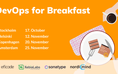 DevOps for Breakfast – Helsinki, Stockholm, Copenhagen, Amsterdam