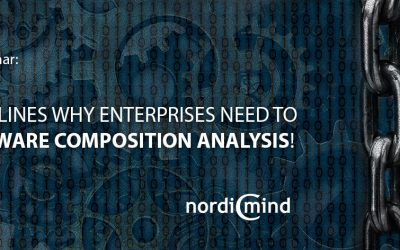 Webinar: Why Enterprises Need to Look at Software Composition Analysis (SCA)