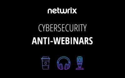 Cybersecurity ANTI-WEBINAR Series