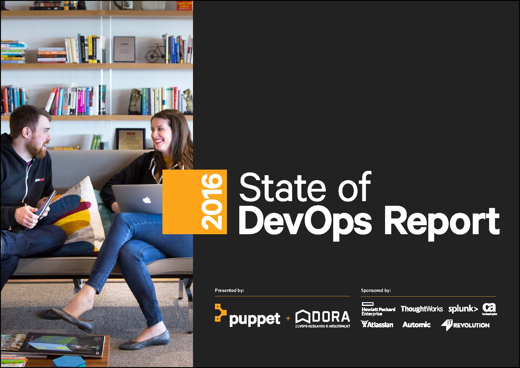 Puppet 2016 State of DevOps Report Addresses the Most Pressing Issues in DevOps Today